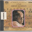 A Tribute To Sound Ust Amjad Ali Khan  [Cd] EMI Uk made Cd
