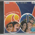 Rare Gems - Fun Songs From Films From 60 's  [Cd] UK Made Cd