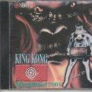 King Kong - ilegalised 2001 shot 2 [Cd] Remix dj gurvi