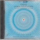 Osho - Oorja Meditation - Vol 4  [Cd] Dance your way to god