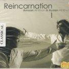 reincarnation - Amaan Ali Khan, Ayaan ali Khan  [Cd ] Made In Uk Cd
