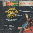 Classical Sarod -ust Amjad Ali Khan[Cd]raag kamod,Raageshwari,Lalita Gauri.Thumr
