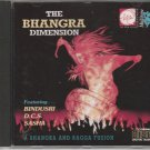 the bhangra dimension  .bidusri .d.c.s , sasha  .remix  punjabi   [cd]