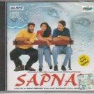 sapnay - kajol  Music A R Rahman  [Cd]1st Edition RPG Released -UK Made