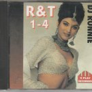 R & T 1 - 4  By Dj Ronnie - 4 play Remixes  [Cd] 90's hits remix