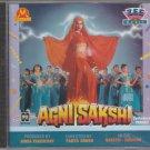 Agni Sakshi - Nana Patekar  [Cd]  1st Edition Agnisakshi - Melody Uk Made Cd