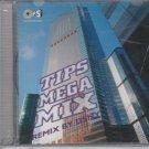 Tips Mega Mix - Remixed By DSNY  [Cd] Pardes,Dil tera aashiq,Jeet,Yalgaar & More