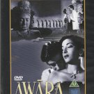 Awara - raj kapoor  [Dvd] 1st Edition Yashraj   Released