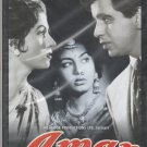 Amar - Madhubala , Dilip Kumar   [Dvd] 1st Edition Eros Released