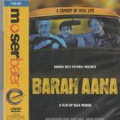Barah Ana - Nashir Uddin Shah [Dvd ]  1st Edition released