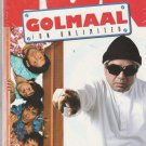 Golmaal - Fun Unlimited - Paresh rawal   [Dvd] 1st Edition Released