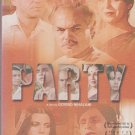 Party - Om Puri, Rohini Hatangadi - Govind Nihlani 's film   [Dvd] 1st Edition