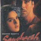 Sangharsh - Akshay Kumar, Prithi zinta  [Dvd] 1st Edition WEG Released