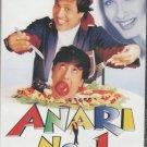 Anari No 1 - Govinda , raveena   [Dvd]  video sound 1st Edition  Released