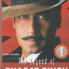 The Legend Of Bhagat singh - ajay devgan   [Cd & Dvd Se]  1st Edition  Released