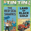 adventures of Tin Tin - Red Sea Sharks / Land Of Black gold   [Dvd] Animated