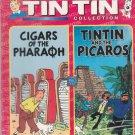 Tin Tin - Cigars of the pharaoh/ tintin and the picaros  [Dvd] Animated