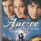 Aarzoo - Akshay Kuma r [Dvd] 1st Edition Video Sound    Released