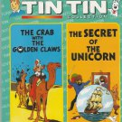 Tin Tin - Crab with The Golden Claws /secret of the Unicorn[Dvd]Animated Tintin