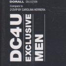 DC4U Exclusive - Cologne For Man, 100ml /3.3 OZ -Version of 212VIP carolina herr