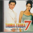 Tauba tauba 7 - Special K   [Cd]