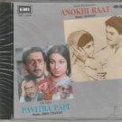 Anokhi Raat / pavitra Paapi Music - Roshan / Prem Dhawan  [Cd] EMi /UK  Made Cd