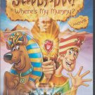 Scooby Doo ! In Where's My Mummy - Movie  [Dvd] 1st Edition Brand New