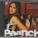 Paanch - Kay Kay Menon Music Vishal Bhardhwaj  [Cd] 1st Edition - rare Media