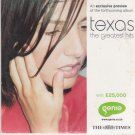 Texas The Greatest Hits  [Cd]