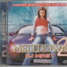 Melt Down By Dj Mast - Bhangra  [Cd] Created Specially For Club Dj's