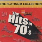 The Hits Of 70's  [Cd] Films- Julie,Roti,Sholay,The Train,Black Mail,jawani diwa