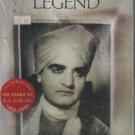 A tribute to a Legend - K L saigal  [3Cds set] By Dr Ravi wankhede ,K L Saigal