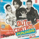 Out Of control Punjabis - Mika & Meet Brothers   [Cd]