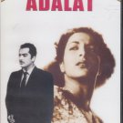 Adalat - Pradeep Kumar, nargis , Pran    [Dvd] 1 st Edition  V sound Released