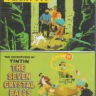 Tin Tin Flight 714 / Tintin The Seven crystal Balls [2Dvds] Animated In English