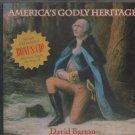 America's Godly Heritage - david Barton  [2Cds set]