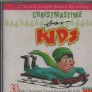 Christmastime Kids - 30 Kids Christmas Favourites Sung by Kids  [cd]