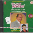Rafi Ki Yaaden Vol 20 By Sonu Nigam   [Cd]