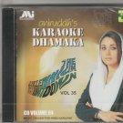 Aniruddh's Karaoke Dhamaka Vol 35 [Cd] The Millennium Countdown [Cd Vol 94]