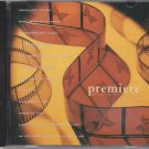 Premiere [Cd]An American Tale,Mona lisa,wizard Or Oz,Mahogany,Ghost -Piano music