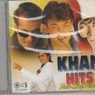 Khan's hits Vol 2 Non Stop Remix  [Cd] Shah Rukh ,saif ali ,Aamir,Salman Khan