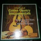 a festival of golden country instrumentals  [set of 8 Vynl]   Set of 8 LPs