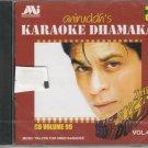 Aniruddh's Karaoke Dhamaka Vol 40 [Cd] The Millennium Countdown [Cd Vol 99]