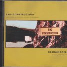 End Construction - resume Speed  [Cd]