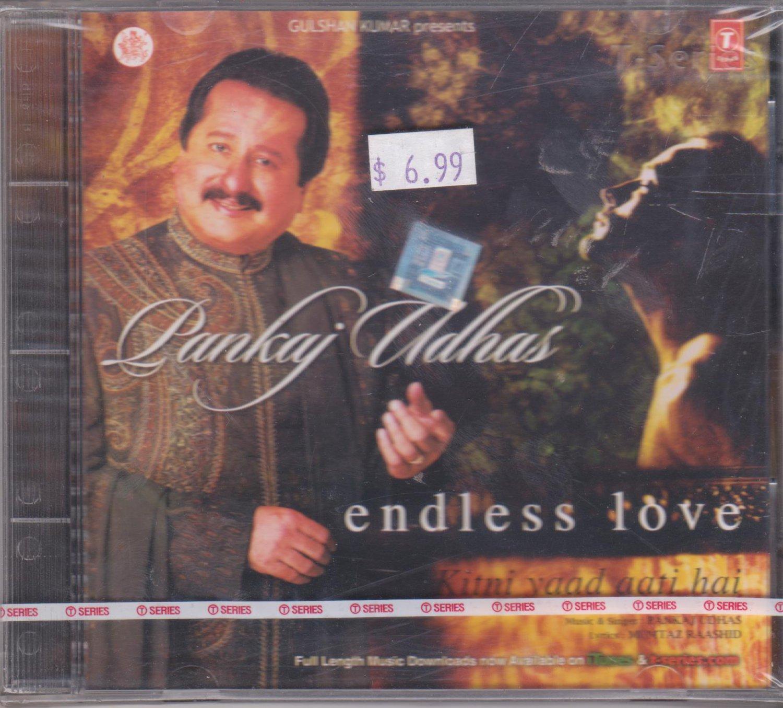 Endless Love By pankaj Udhas - Ghazals  [Cd]