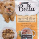 purina bella small dog nutrition With real chicken & Beef blend - 3 Lbs Bag Dog food