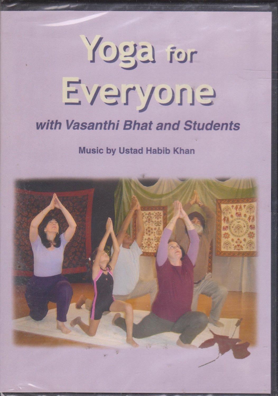 Yoga For Everyone By vasanthi BHat  [Dvd ] Music:Habib Khan