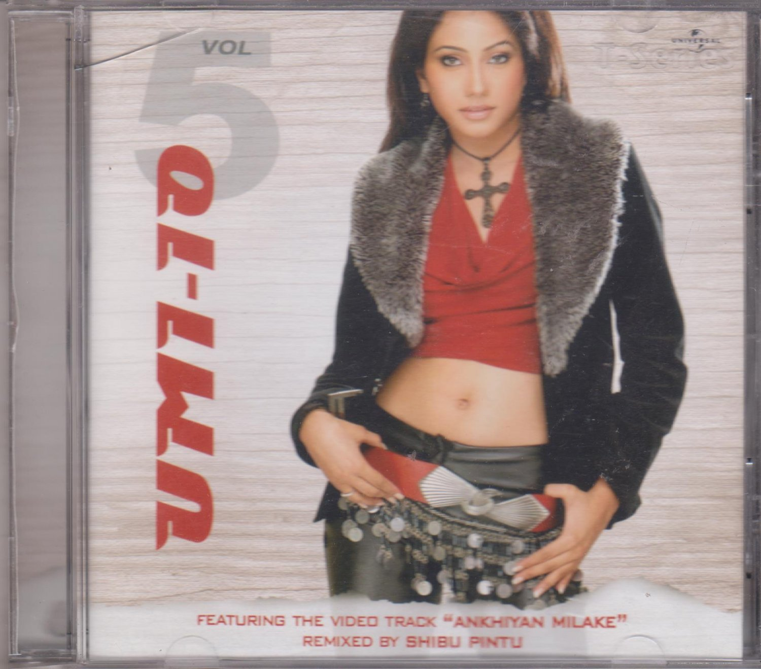 UMI 10 Vol 5 [Cd] Remixed By harry Anand - Bollywood Greatest Remixes of Oldies