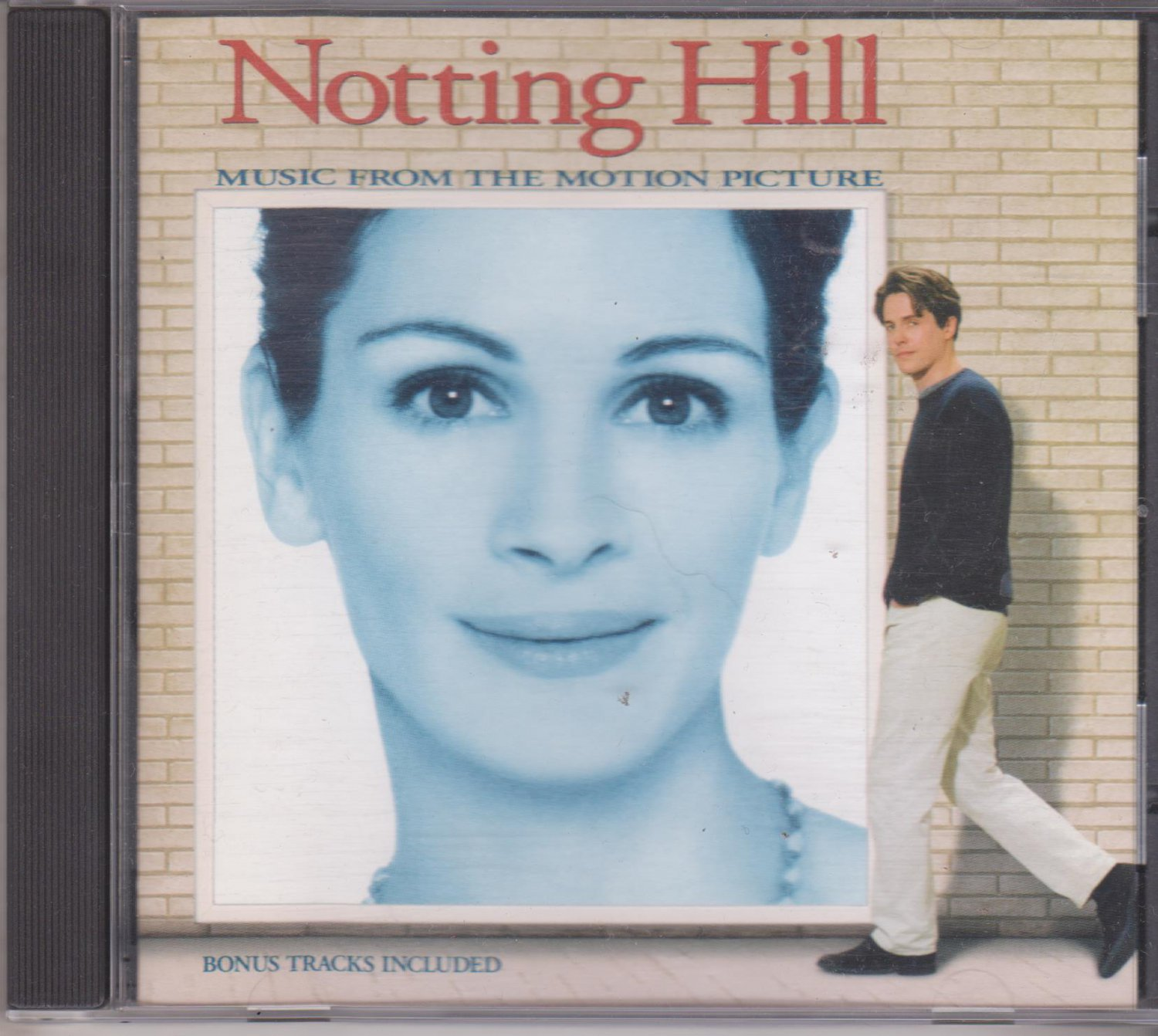 Notting Hill - Music From The Motion Picture  [Cd]