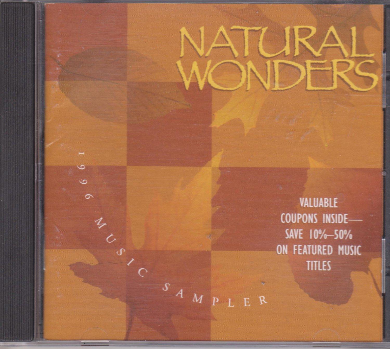Natural Wonders [Cd] 1996 Music Sampler